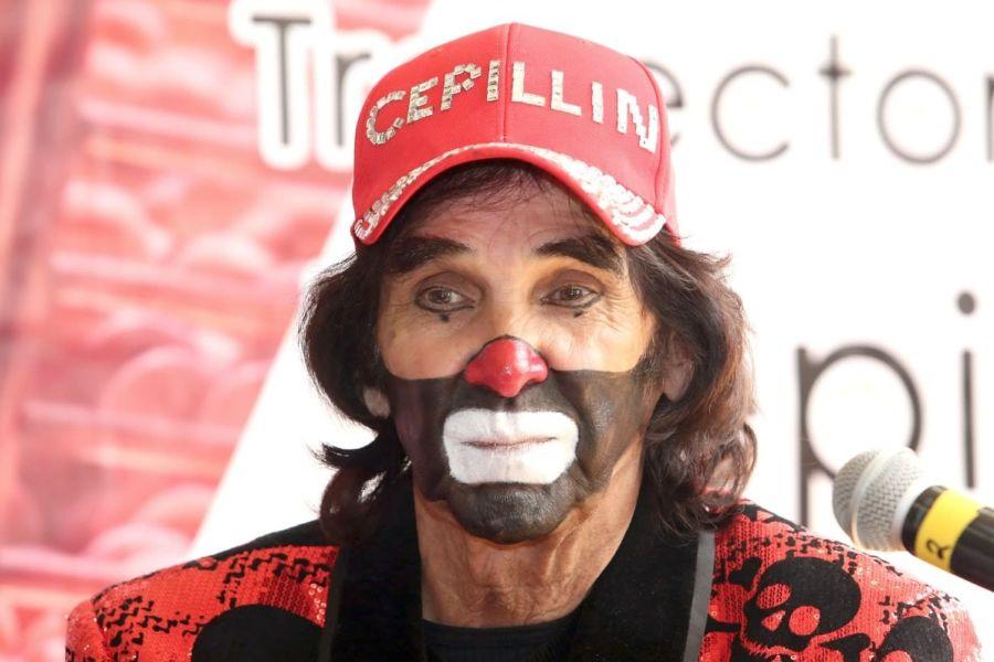 Cepillín se retira de los escenarios luego de 50 años de trayectoria