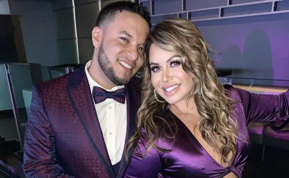 Chiquis Rivera confirma su separación de Lorenzo Méndez