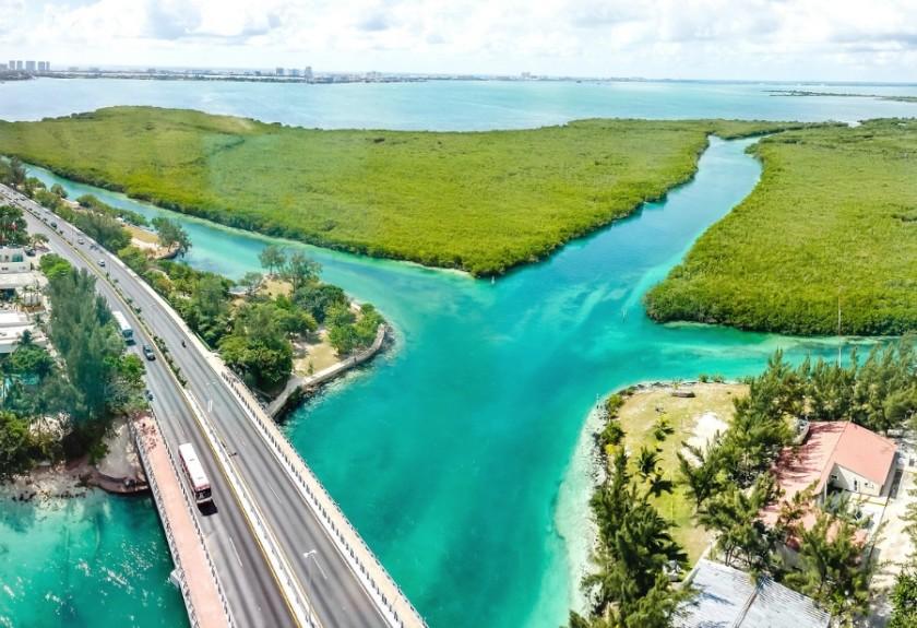 Para el Puente Nichupté en Cancún se invertirán 4,455 millones de pesos