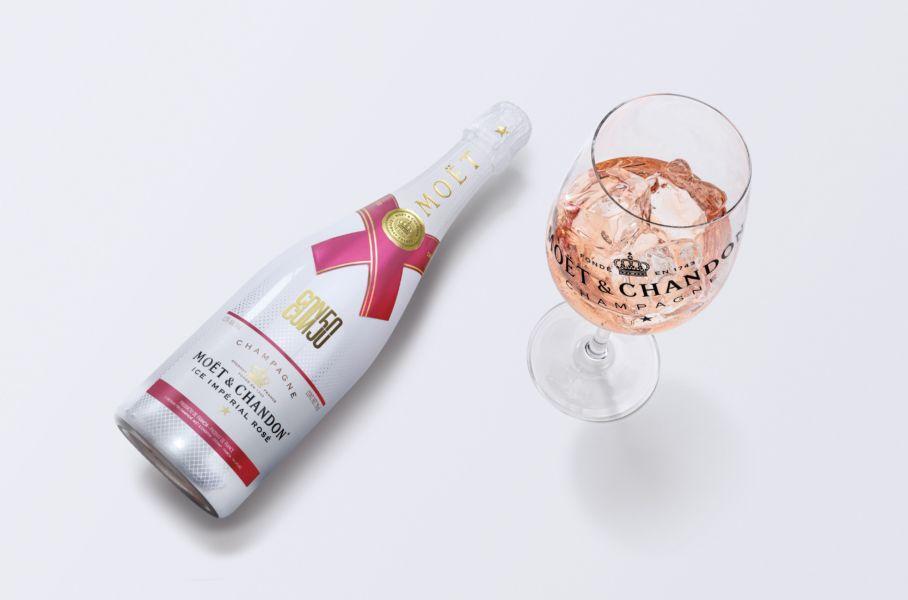 Moët & Chandon celebra los 50 años de Cancún con champaña de edición limitada
