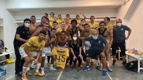 Venados FC derrota al Cancún FC en el Andrés Quintana Roo