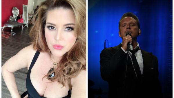 Alicia Machado reveló detalles íntimos de su relación con Luis Miguel y Ricardo Arjona