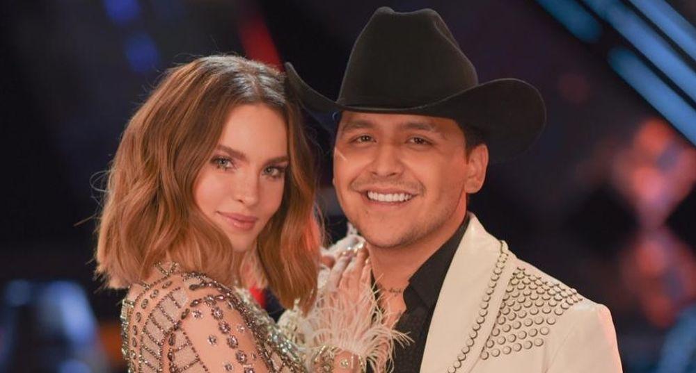 Christian Nodal supera a Lupillo Rivera con tremendo regalo para Belinda