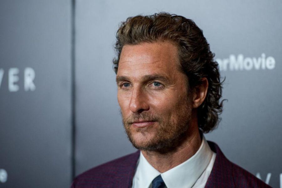 El padre de Matthew McConaughey murió como el quería: haciendo el amor