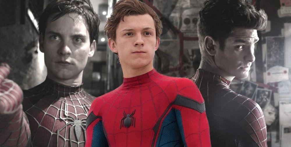 Sony habló de los rumores sobre reunir a los tres Spider Man