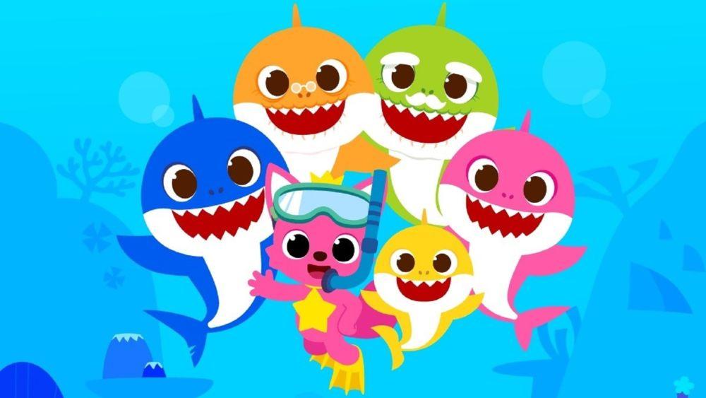 Baby Shark superó a Despacito, ahora es el video más visto de YouTube