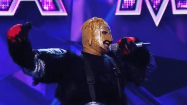 Cerbero resultó ser El Escorpión Dorado y sale de ¿Quién es la máscara?
