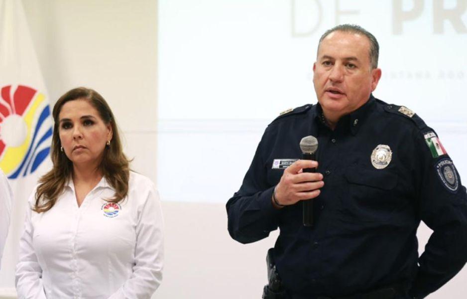 Destituyen a jefe de Policía en Cancún por disparos contra manifestantes