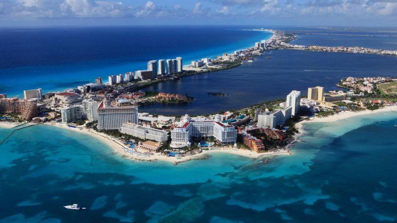 Cancún: Paraíso terrenal en Latinoamérica